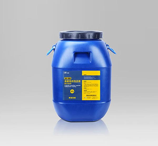 KS-580高聚物改性沥青防水涂料