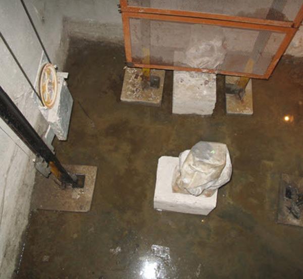 电梯井渗漏治理维修方案