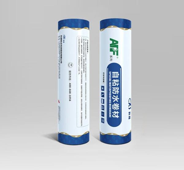 APF-600湿铺/预铺防水卷材