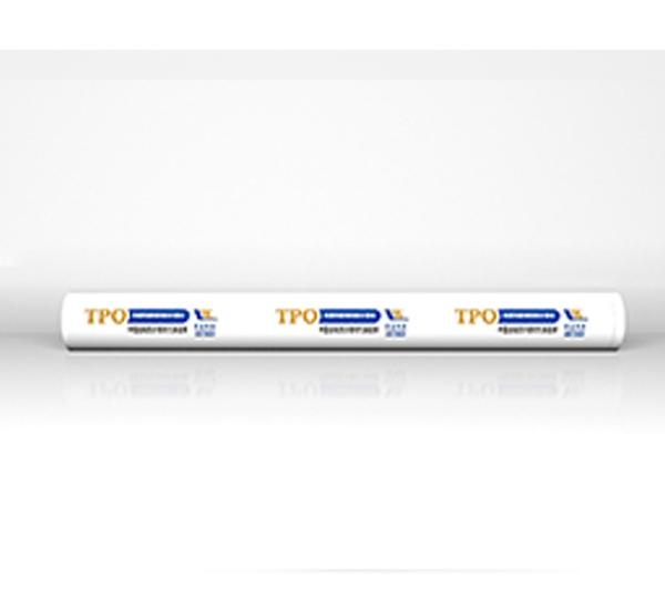 TPO聚酯纤维内增强型热塑性聚烯烃防水卷材