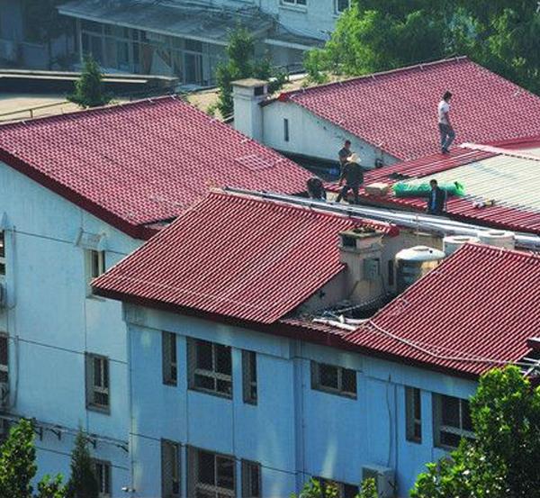 上海屋面整体改造修缮处理方案