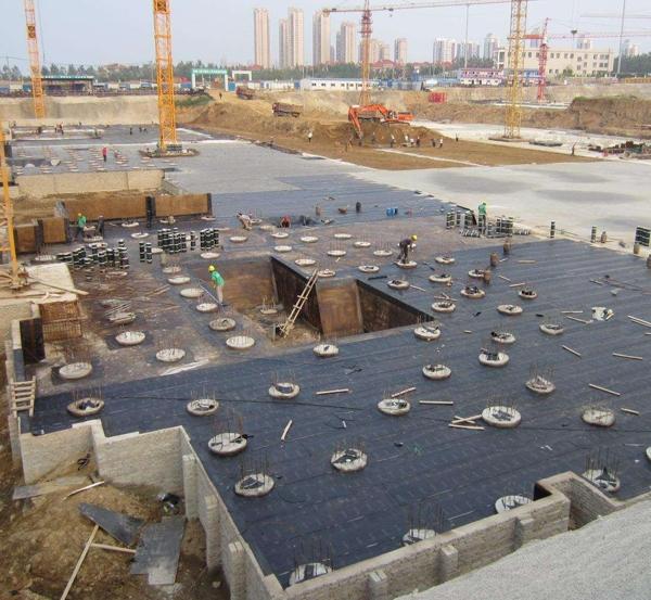 北京现场施工流程化